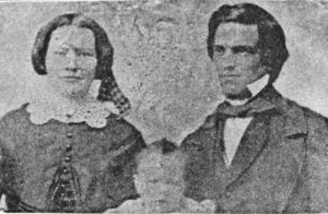 Eliza and Samuel Prowse