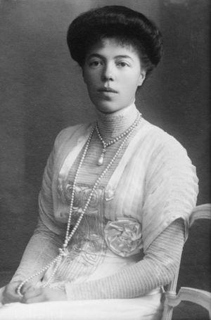 Grand Duchess Olga Alexandrovna Image 1