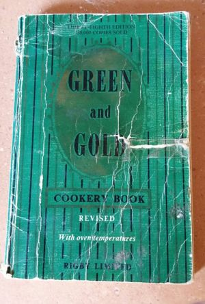 The Green and Gold Cookery Book