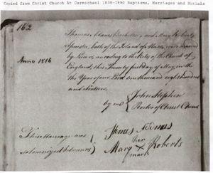 Thomas Adams (1795-1863) | WikiTree FREE Family Tree