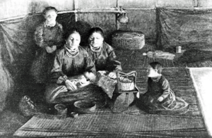 Fig. 2. The Sick Child, Harper's Weekly
