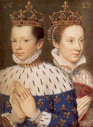 Mary (Stewart) Stuart (1542-1587) | WikiTree FREE Family Tree
