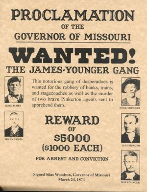 James - Younger Gang
