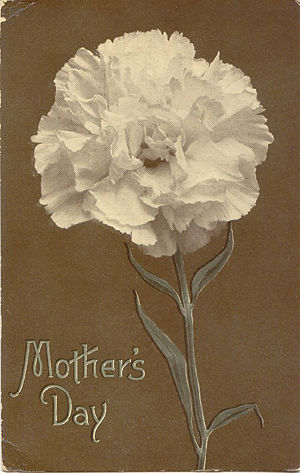 Simple Mother's Day E-Card
