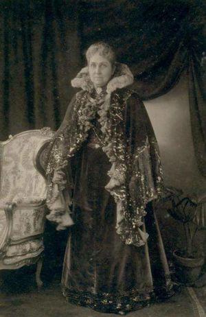 Phoebe Elizabeth (Apperson) Hearst (1842-1919) | WikiTree ...