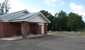 Crossroads Holiness Church & Cemetery
