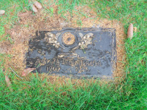 Amy Eilenberger Grave by Michelle Kintner