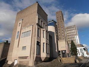 House Built Into Hill >> Charles Rennie (McIntosh) Mackintosh (1868-1928 ...