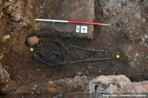 Richard III Excavation 3