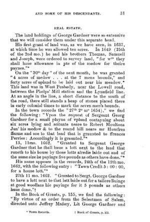 Thomas Gardner, Planter; page 31