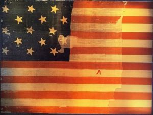 15 Stars and Stripes. War of 1812
