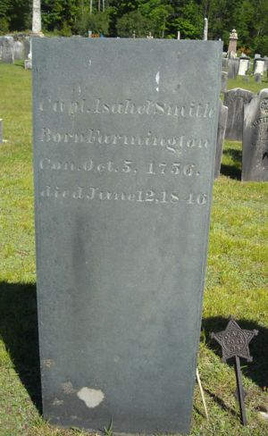 Headstone - Asahel Smith