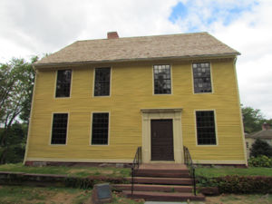 Silas Deane House, Wethersfield, Connecticut