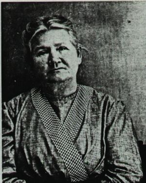 Maggie Eugenia Dixon Owen in her Later Years