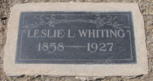 Leslie Whiting Image 1