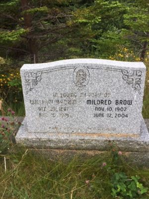 William and Mildred Brown