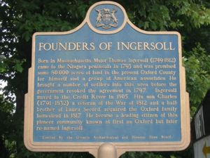 Founders of Ingersoll