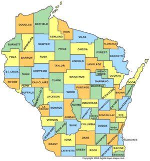 Wisconsin Resource Page US Civil War War Between The States - Us civil war states map