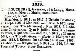Gaspard Boucher-Tanguay Collection Vol 1 page 71