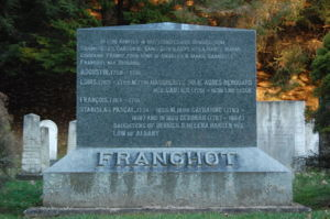 Franchot Family Monument