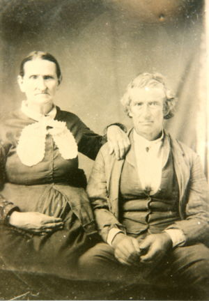 Henry Howton and his wife Polly
