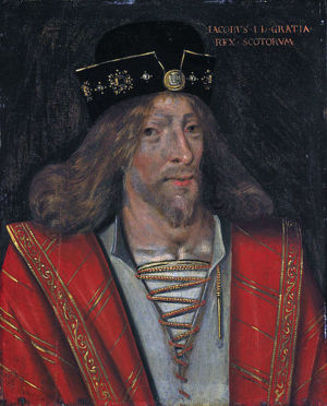 James I of Scotland Image 2