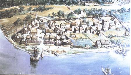 Jamestown Virginia Colony