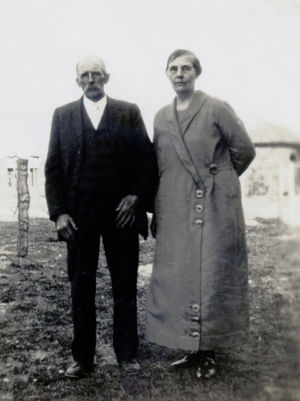 Richard & Bertha Braeutigam