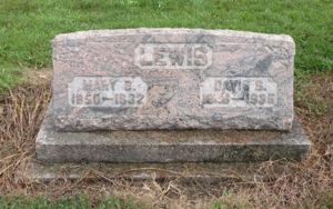 David and Mary Hinkle Lewis