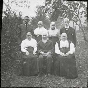 Winchell Family Reunion (1910)