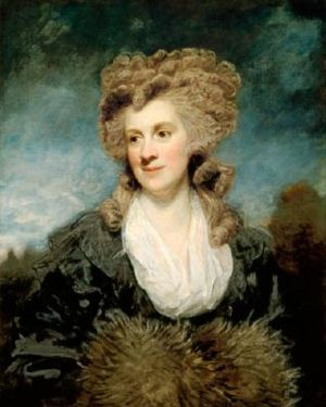 Sophia Campbell, Lady Southwell by Sir Joshua Reynolds 1786