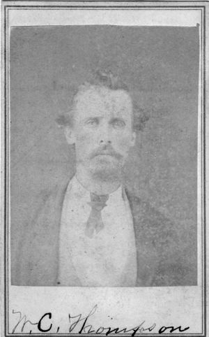 William Clyde Thompson (1839-1912) | WikiTree FREE Family Tree