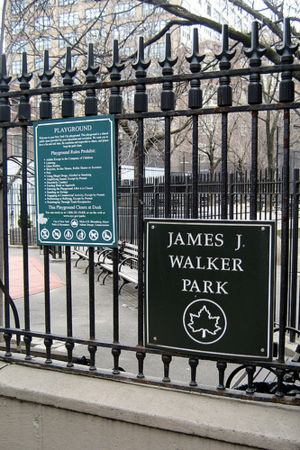James Walker Park, NyCity