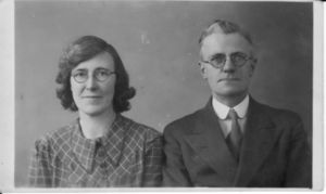 John Percival Brown and Lily