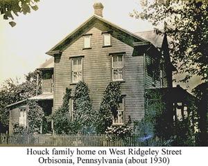 John Houck Image 4 Houck family home Orbisonia & John Samuel Houck (1849-1919) | WikiTree FREE Family Tree memphite.com