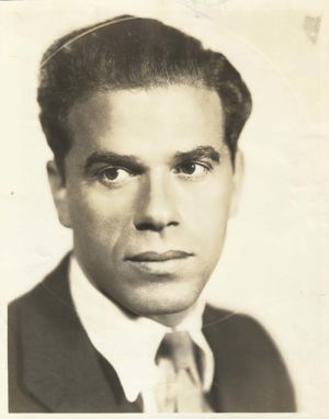 Frank Capra Portrait Photo