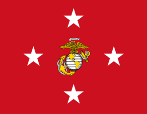 Flag of Commandant of the Marine Corps