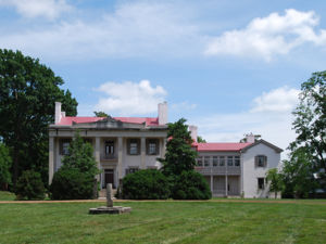 The Historic Belle Meade Plantation