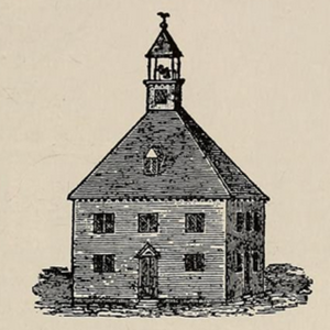 First Church in Milford - 1641