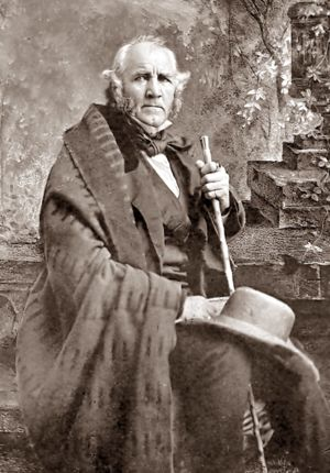 Sam Houston by Mathew Brady