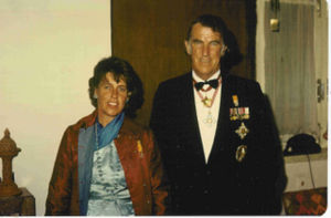 Louise and Edmund Hillary