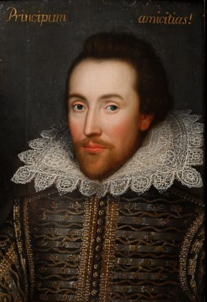 The Cobbe Portrait: a gentleman argued to be William Shakespeare