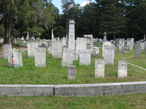 Spencer Family Burial Grounds
