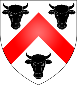 Arms of the Boleyn Family