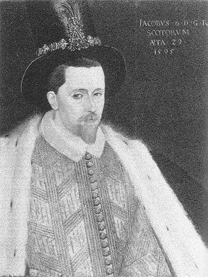 James I by an Unknown Artist.