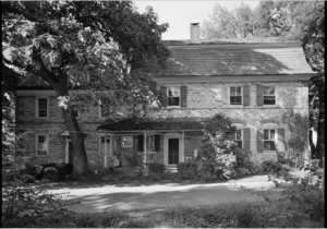 House of George Mueller at Millbach