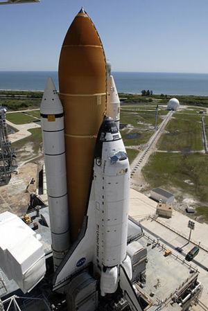 Space Shuttle Endeavour STS-127