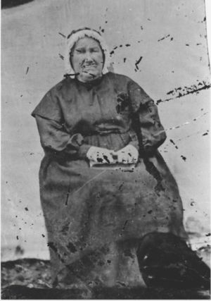 Margaret Anderson McKinney in her old age