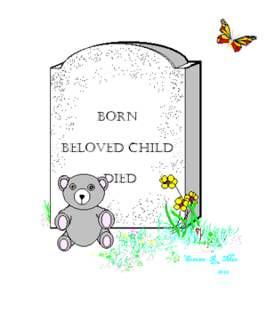 a child who passed