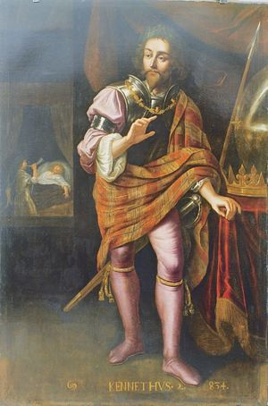 Kenneth I (MacAlpin) of Scotland